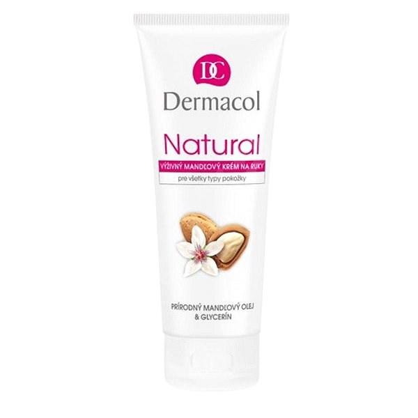 DERMACOL Natural Hand Cream 100 ml - Krém na ruce