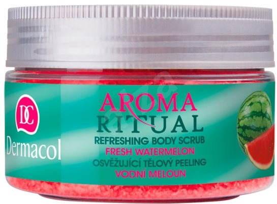 DERMACOL Aroma Ritual Fresh Watermelon Refreshing Body Scrub 200 g - Peeling