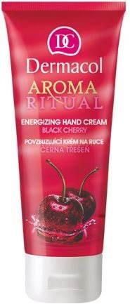 DERMACOL Aroma Ritual Black Cherry Energizing Hand Cream 100 ml - Krém na ruce