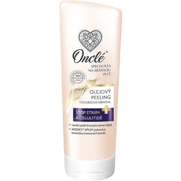 ONCLÉ Oil Peeling with Stem Cells 200ml - Scrub