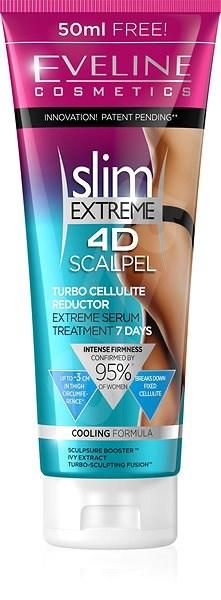 EVELINE COSMETICS Slim Extreme 4D Scalpel Turbo Cellulite Reductor 250 ml - Sérum