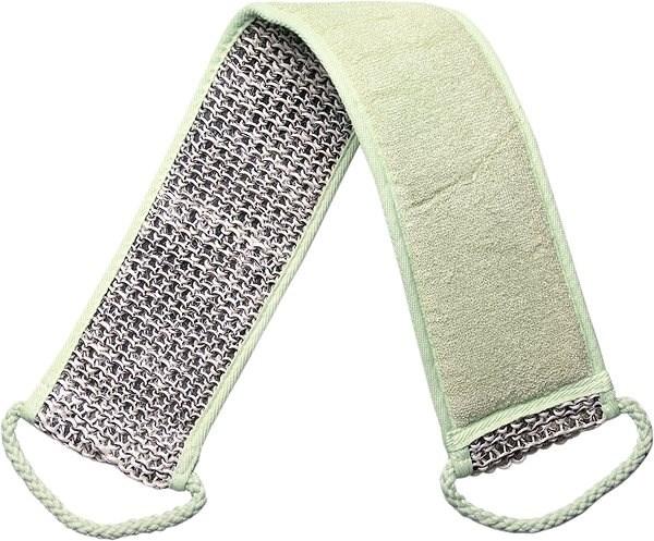 TITANIA Natural Body Care Masážní pás na záda s držadli - Masážní pás