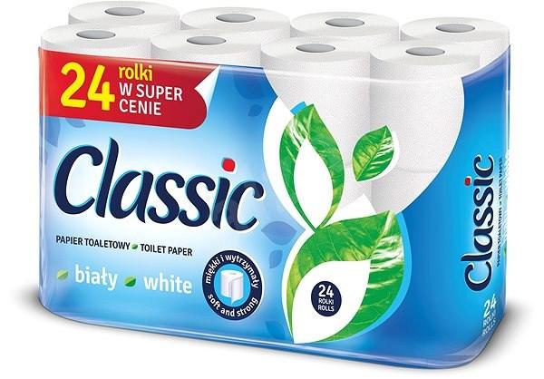 VELTIE Classic White (24 ks) - Toaletní papír
