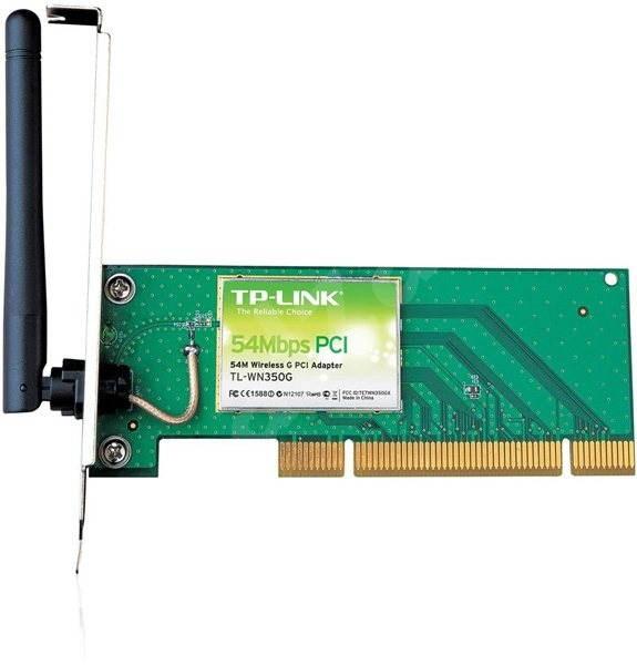 TP-LINK TL-WN350G - WiFi síťová karta