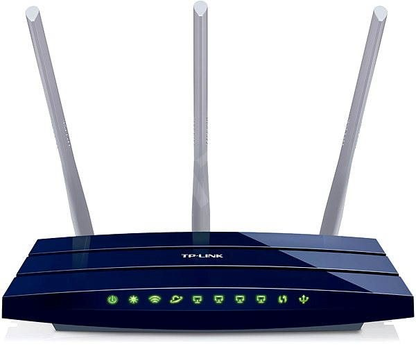 TP-LINK TL-WR1043ND - WiFi router