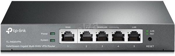 TP-LINK TL-R600VPN - Router