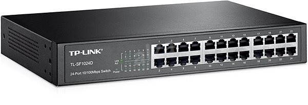 TP-LINK TL-SF1024D - Switch