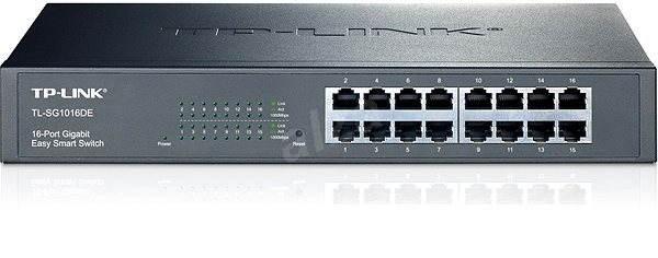 TP-LINK TL-SG1016DE - Smart Switch