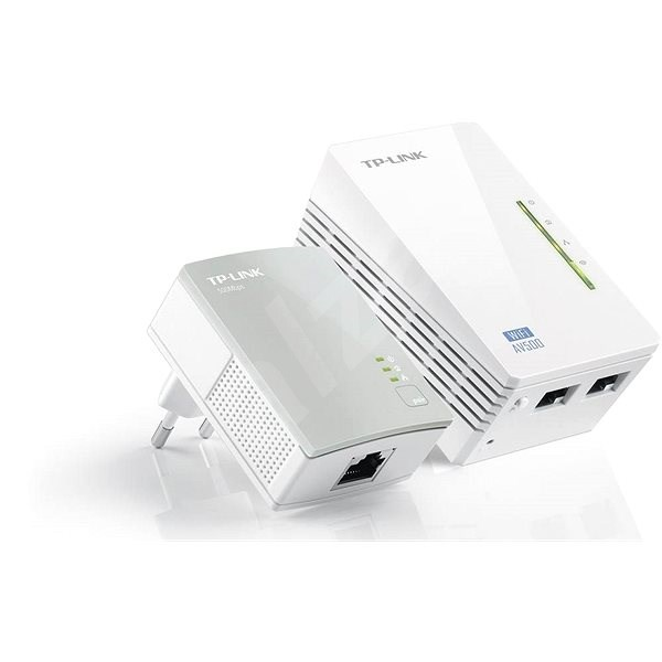 TP-LINK TL-WPA4220 Starter Kit - Powerline