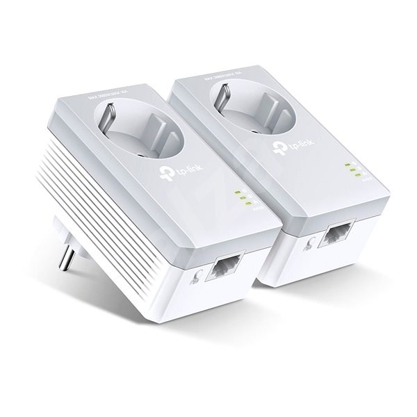 TP-LINK TL-PA4010P Starter Kit - Powerline