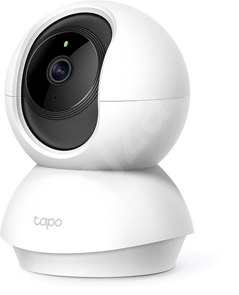 TP-LINK Tapo C200 Pan/Tilt Home Security Wi-Fi Camera 1080P - IP kamera