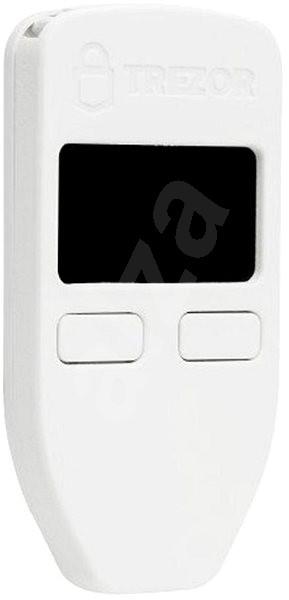 TREZOR One White - Hardware peněženka