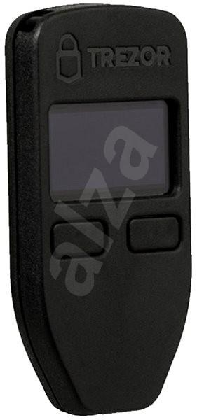 TREZOR One Black - Hardware peněženka
