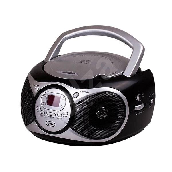 Trevi CD 512 BK - Radiomagnetofon
