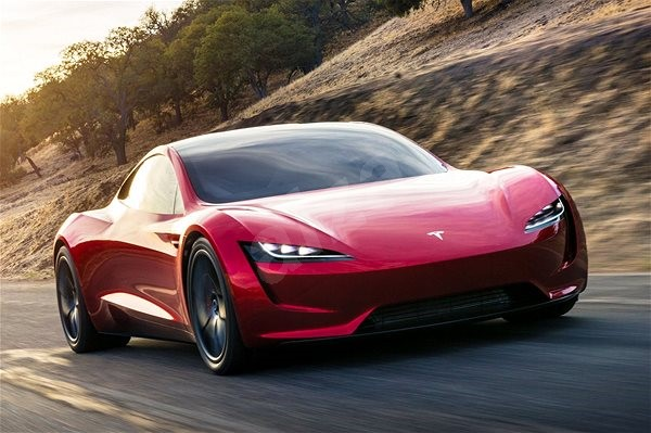 TESLA Roadster - Elektromobil