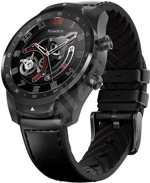 TicWatch Pro Shadow Black - Chytré hodinky
