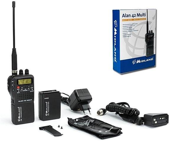 ALAN 42 multi - radiostanice