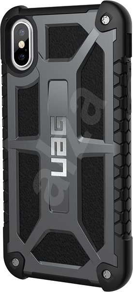UAG Monarch case, graphite - iPhone XS/X - Kryt na mobil