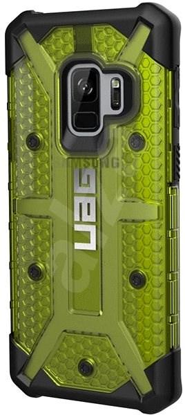 UAG Plasma Case Citron Yellow Samsung Galaxy S9 - Kryt na mobil