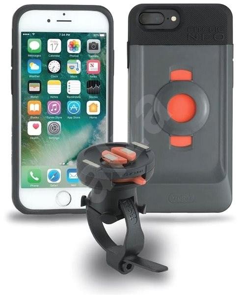 TigraSport FitClic Neo Bike Kit iPhone 6s Plus/7 Plus/8 Plus - Držák na mobilní telefon