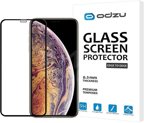 Odzu Glass Screen Protector E2E iPhone XS Max - Ochranné sklo