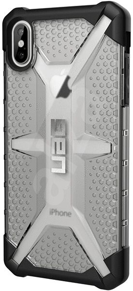 UAG Plasma Case Ice Clear iPhone XS Max - Kryt na mobil