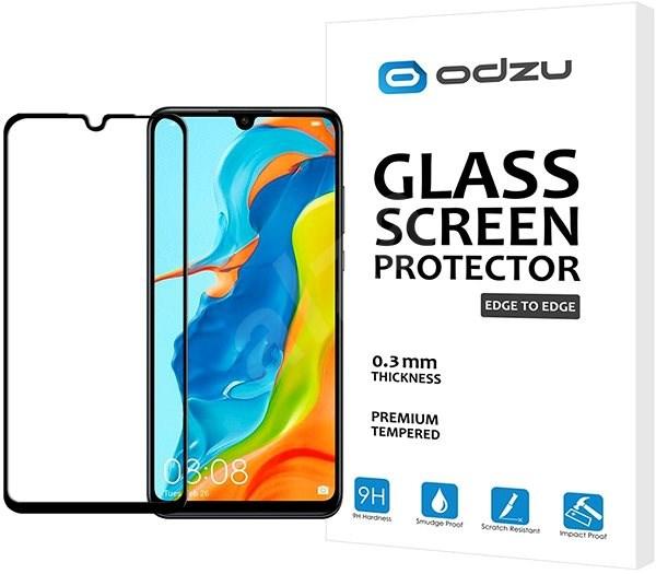 Odzu Glass Screen Protector E2E Huawei P30 Lite - Ochranné sklo