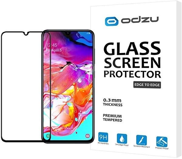 4f773f6d5 Odzu Glass Screen Protector E2E Samsung Galaxy A70 - Ochranné sklo ...