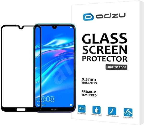Odzu Glass Screen Protector E2E Huawei Y7 2019 - Ochranné sklo