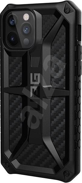 UAG Monarch Carbon Fiber iPhone 12/iPhone 12 Pro - Kryt na mobil