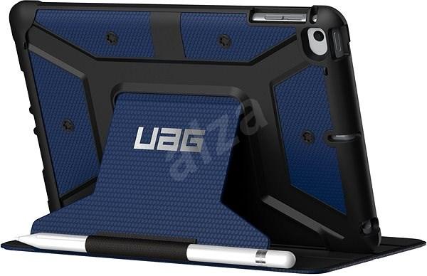 UAG Metropolis Case Blue iPad mini 2019/mini 4 - Pouzdro na tablet