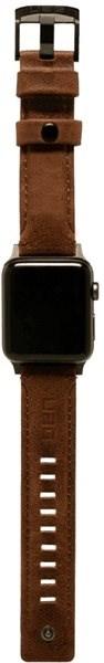 UAG Leather Strap Brown - Řemínek