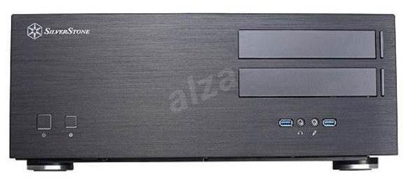 SilverStone GRANDIA GD08 USB 3.0 - Počítačová skříň