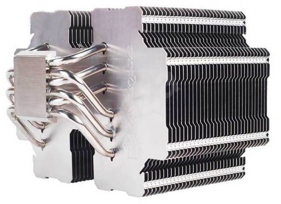 SilverStone HE02 Heligon - Chladič na procesor