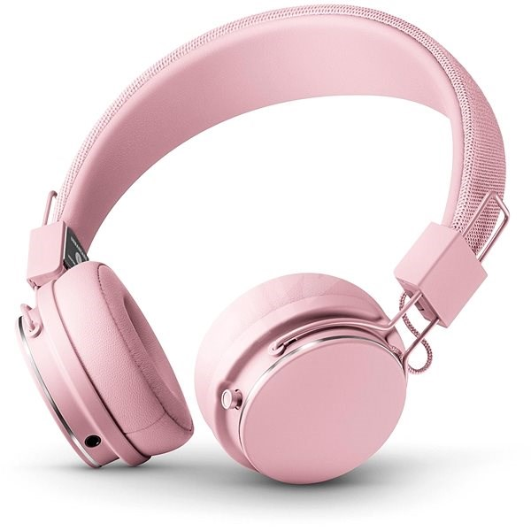 Urbanears Plattan II BT růžová - Bezdrátová sluchátka