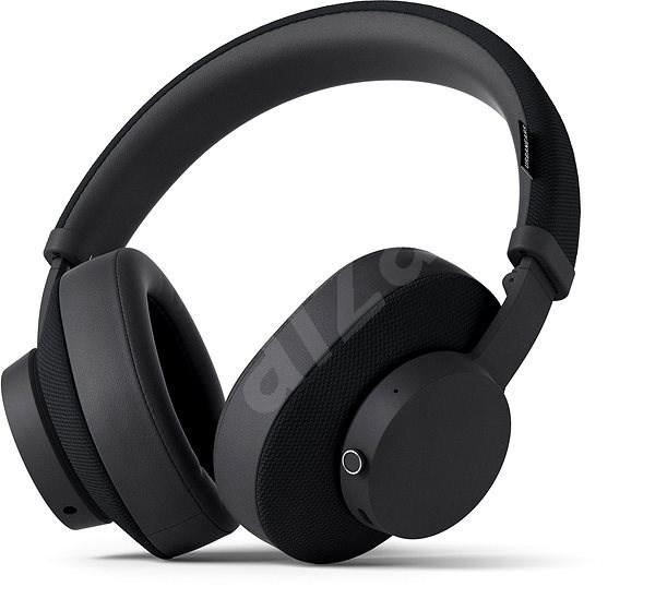 Urbanears PAMPAS Charcoal Black - Bezdrátová sluchátka