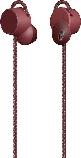 Urbanears Jakan červená - Bezdrátová sluchátka