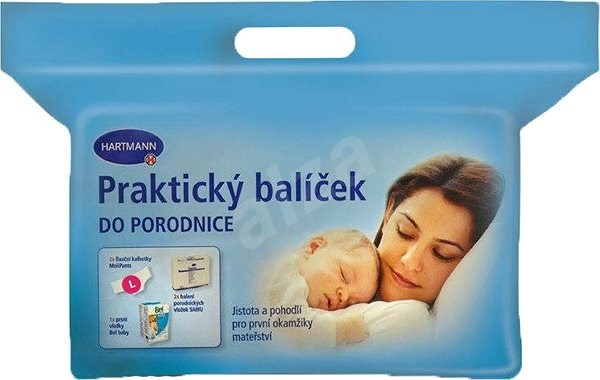 HARTMANN Practical Package for the Hospital - Newborn baby set