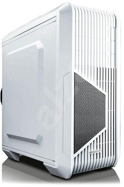 Enermax ECA3311A-W iVektor bílá - Počítačová skříň