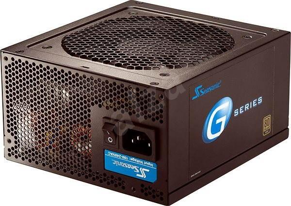 Seasonic G Series 550W - Počítačový zdroj