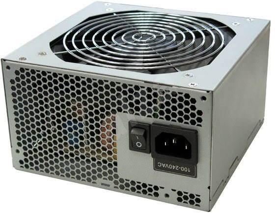 Seasonic SS-600ET-F3 - Počítačový zdroj