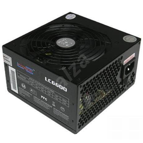 LC POWER LC6600GP - Počítačový zdroj