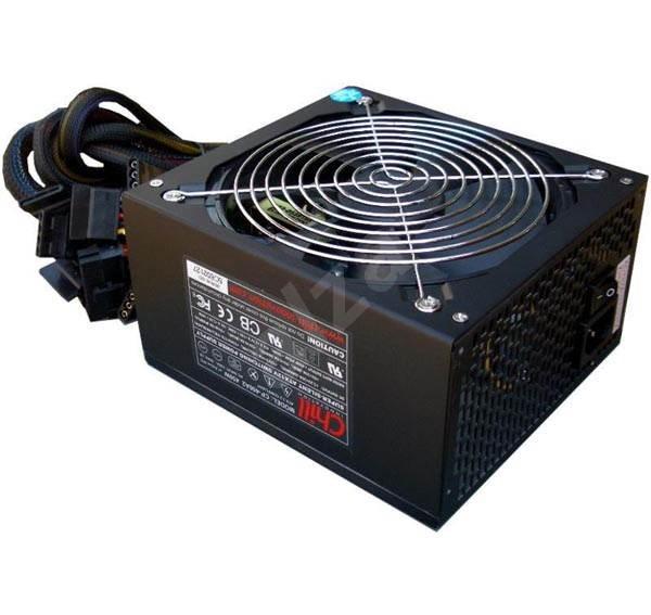 CHILL CP-450A3 - Počítačový zdroj