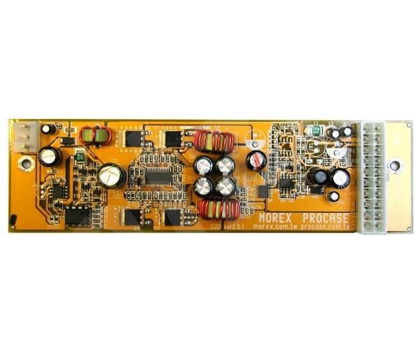 Zdroj MOREX PowerSet 120, miniaturní spínaný 120W ATX Zdroj, napájecí Zdroj 220V -