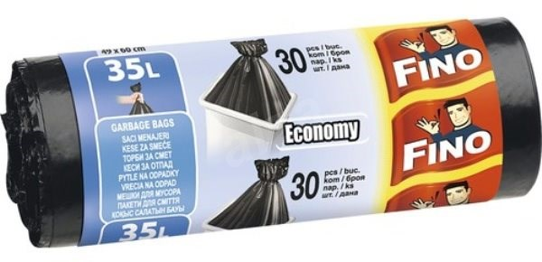 FINO Economy 35 l, 30 ks - Pytle na odpad