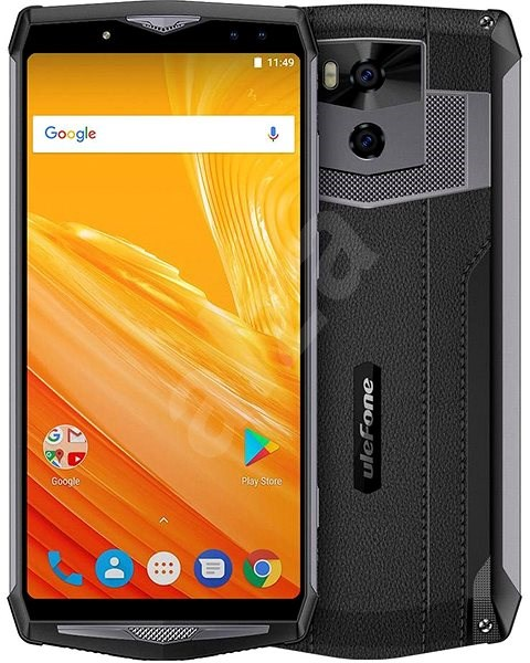 UleFone Power 5 Dual SIM - Mobilní telefon