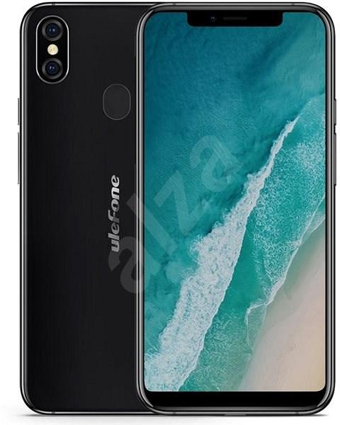 UleFone X Dual SIM 64GB Černý - Mobilní telefon  ac8109f45e