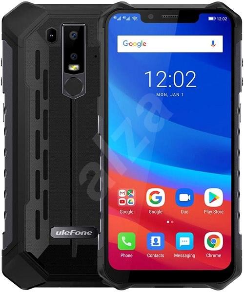 UleFone Armor 6 černá - Mobilní telefon