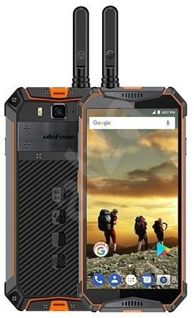 UleFone Armor 3T oranžová - Mobilní telefon