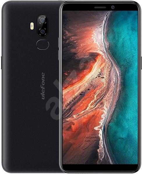 UleFone P6000 Plus černá - Mobilní telefon